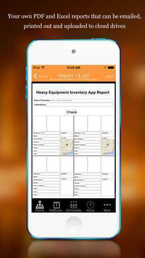 Equipment Inventory App | Agriculture Apps | Farms.com
