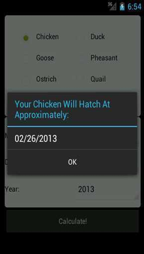 Poultry Breeding Calculator Agriculture Apps Farms Com