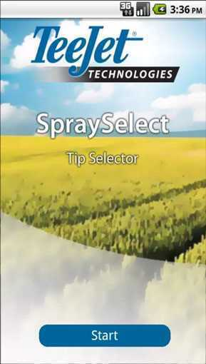 SpraySelect