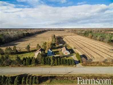 Ginseng Farm W Home Barn And Garage For Sale Norfolk County Ontario