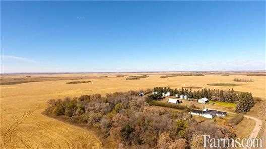 Grain Farm for Sale, Govan, Saskatchewan