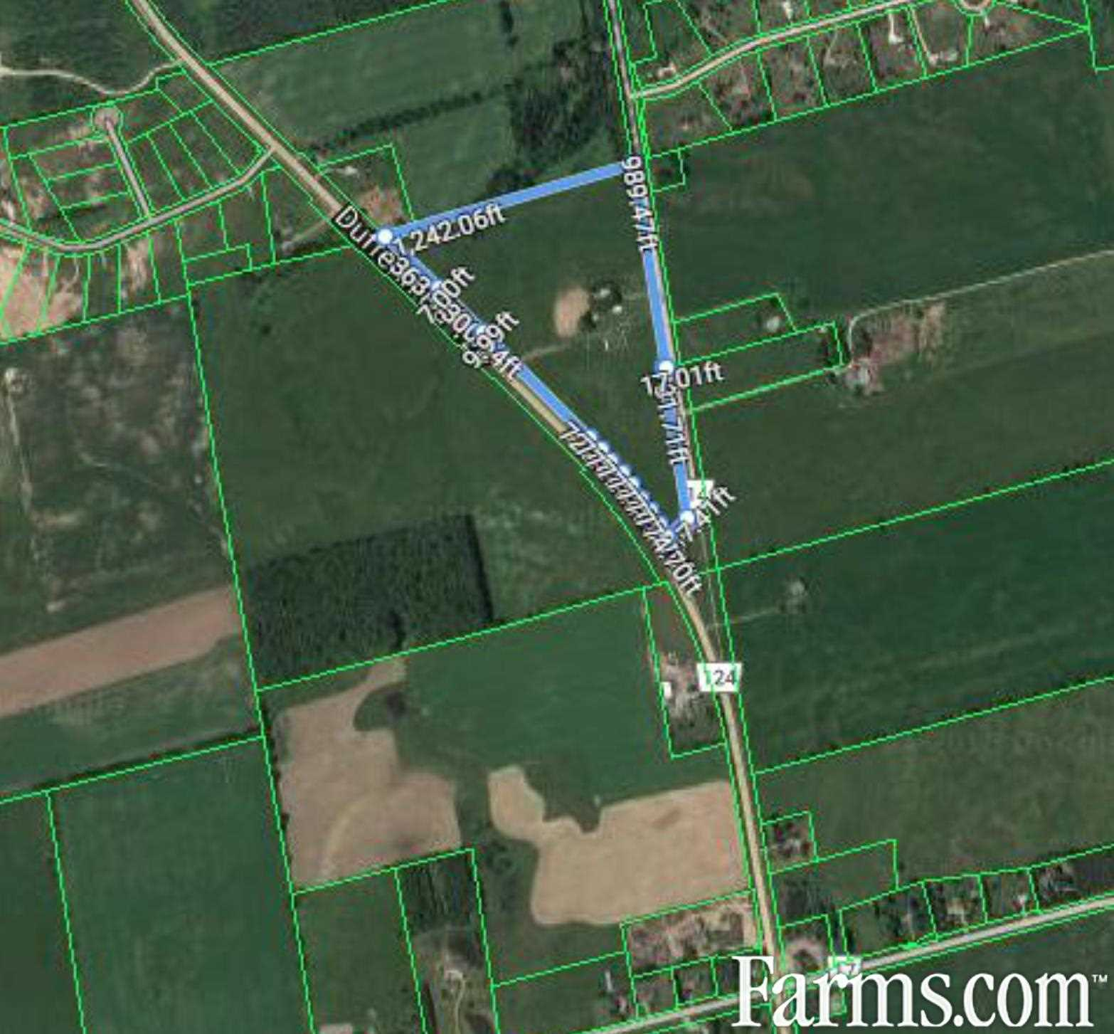 Zoned Light Industrial, Land With Home For Sale